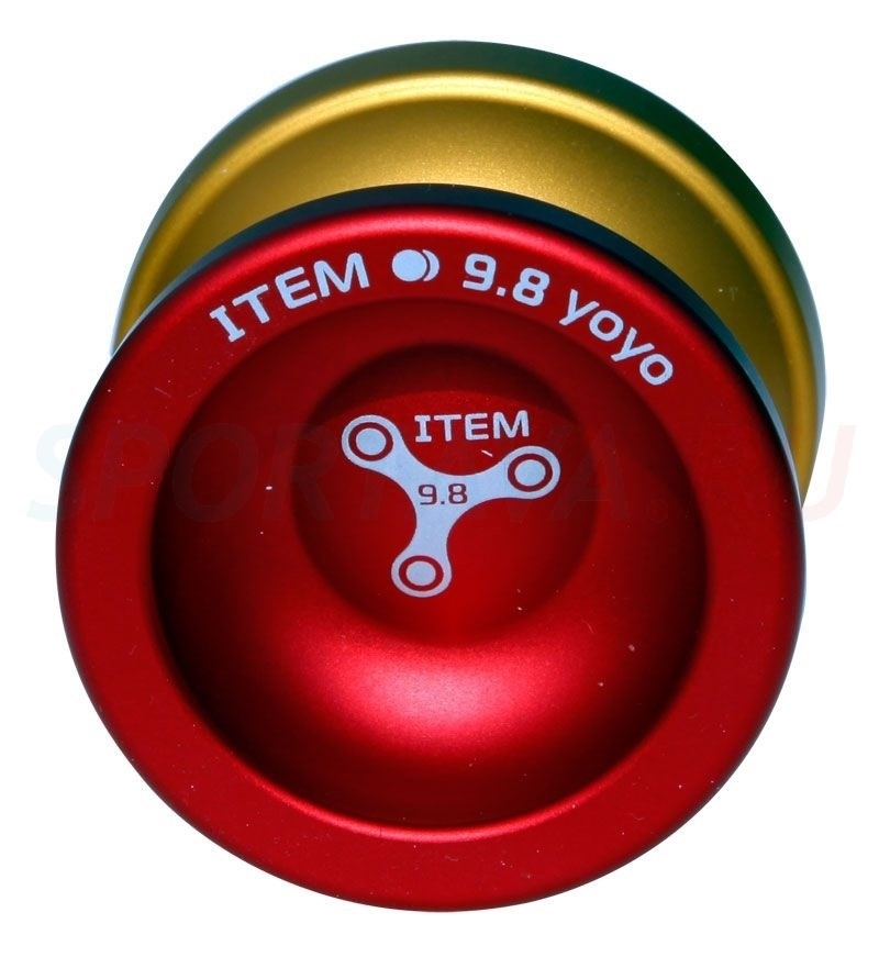 Йо-йо -  - Item 9.8 (Red/Gold)