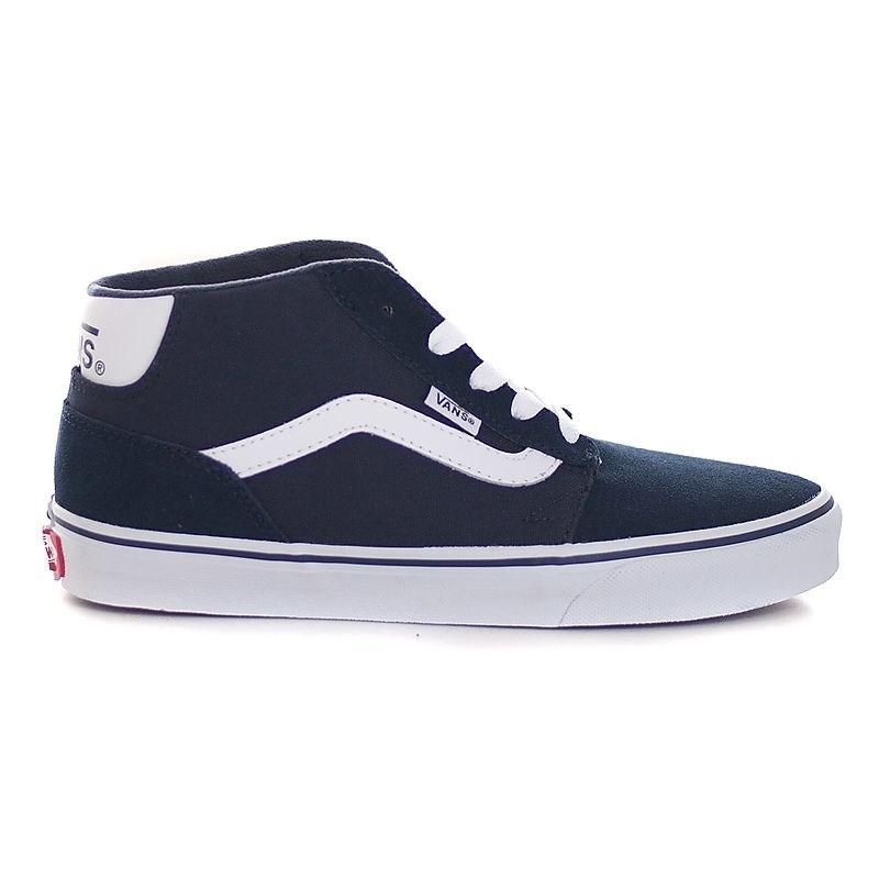 Обувь Vans Chapman Mid Dress Blue VN0A2XSWK8N