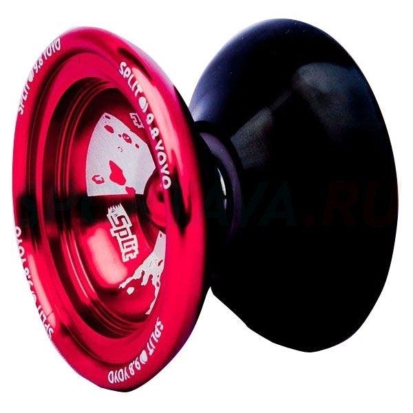 Йо-йо - 9.8 - Split (Red/Black)