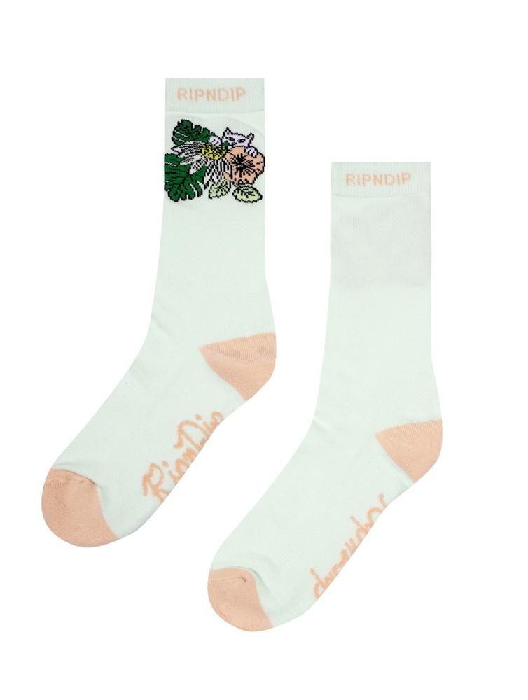 RIPNDIP Носки Tropicalia Socks blue