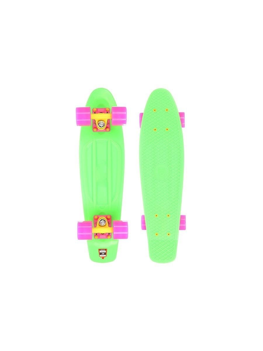 Пластборд ЮНИОН 28\7.5l neon frog