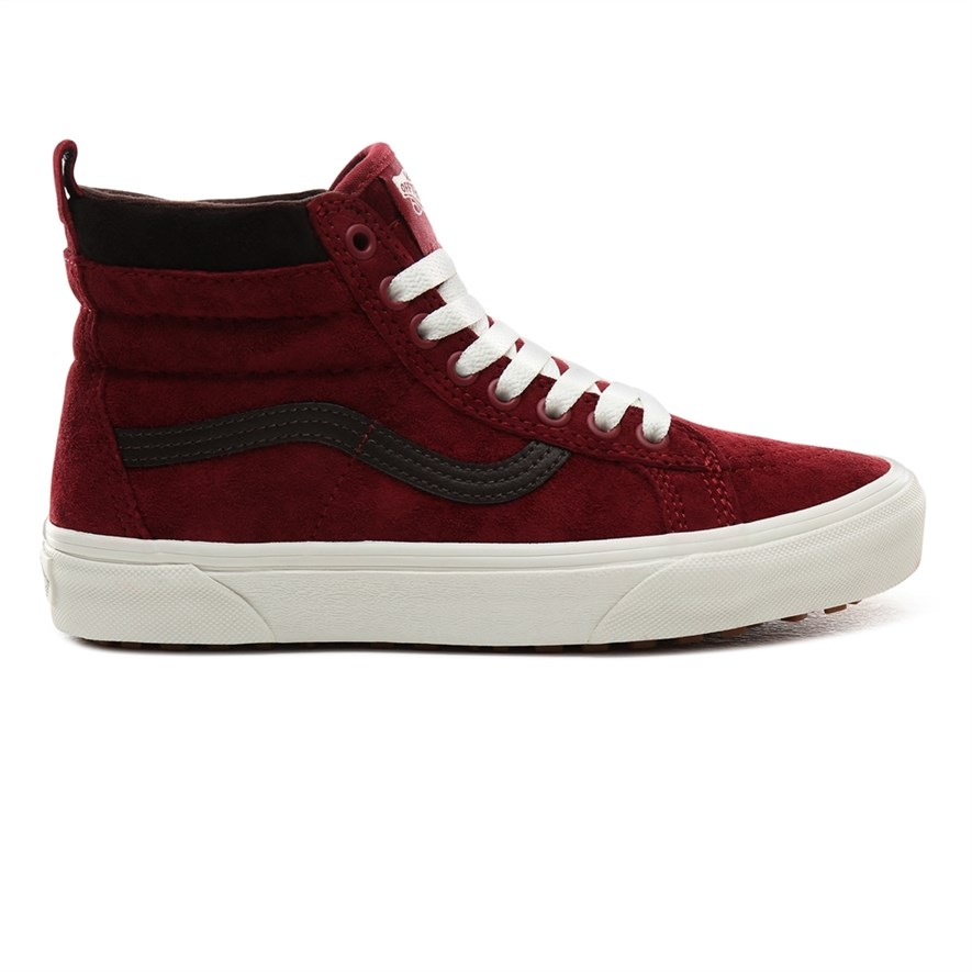 Vans высокие кеды Sk8-Hi MTE VA4BV7XKL (MTE) BIKING RED/CHOCOLATE TORTE - фото 15805
