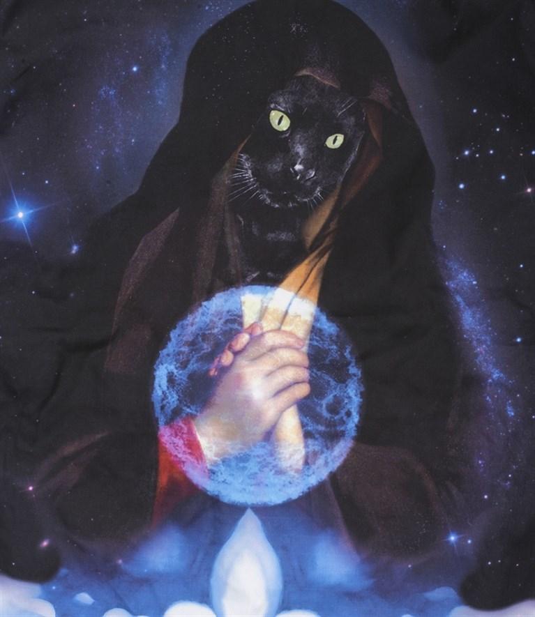 Анорак Ripndip Galaxy Gypsy Anorak Black - фото 16893