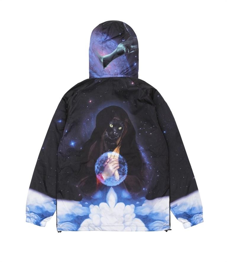 Анорак Ripndip Galaxy Gypsy Anorak Black - фото 16897