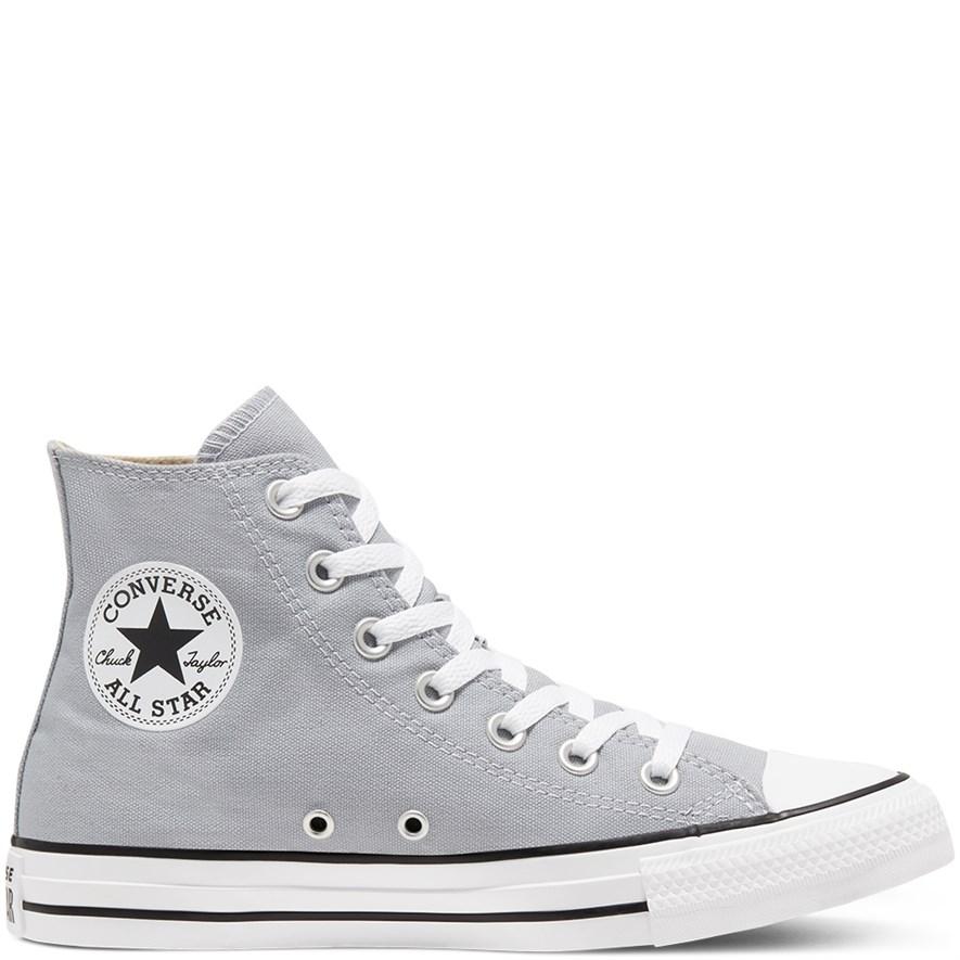 Converse кеды Chuck Taylor All Star 166705 GREY/PRINT - фото 18806