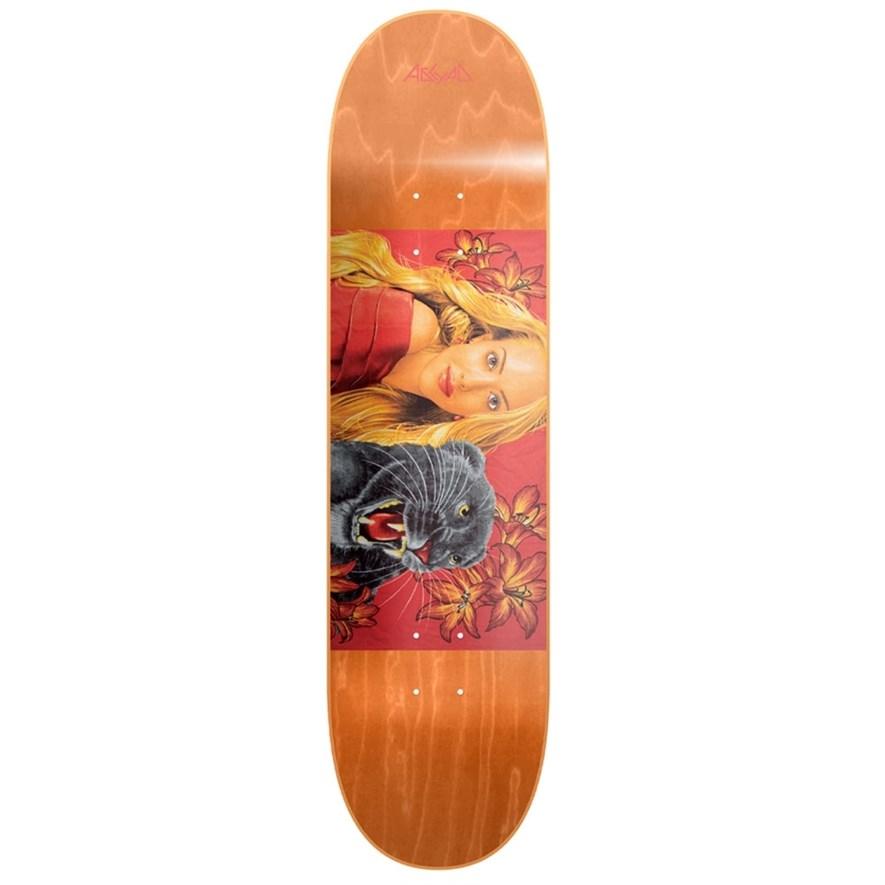 "АБСУРД дека скейтборд TRASSA M-7 BAGIRA (SS20) (ASSORTED, 8,125"") - фото 19286"