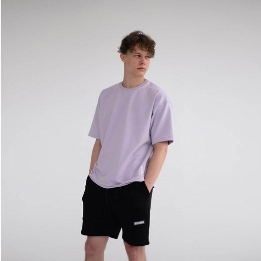 Футболка КУЛЬТУРА OverSize, светло пурпурный - фото 24505
