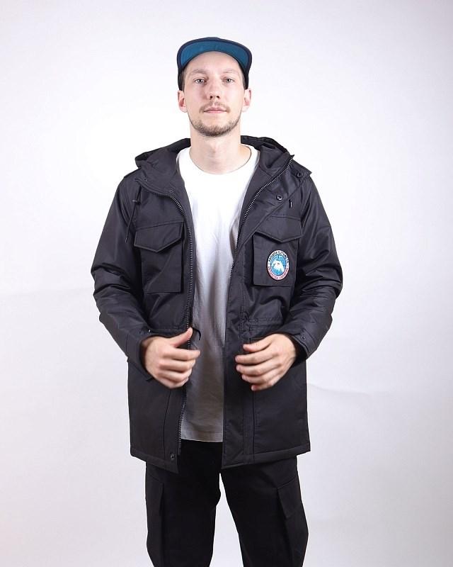 Куртка Anteater M65-black - фото 24542