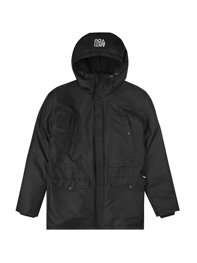 Зимняя куртка Anti Social черный - фото 26495