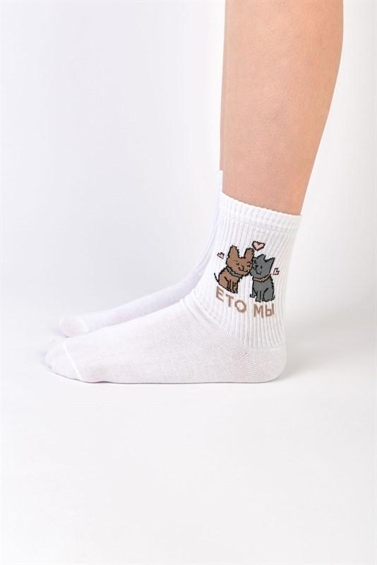 Носки SUPER SOCKS Песики ето мы - фото 28181
