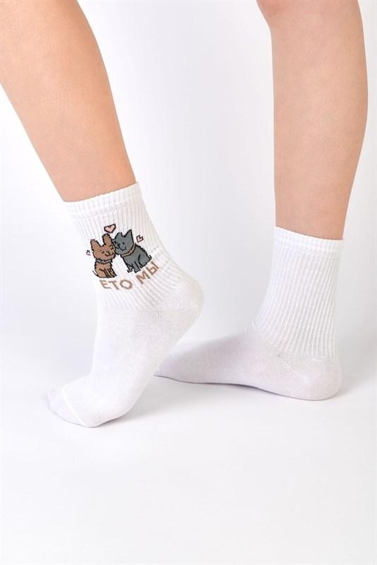 Носки SUPER SOCKS Песики ето мы - фото 28182