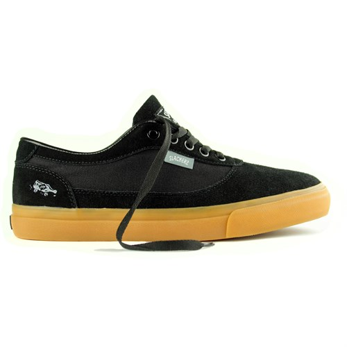 Кеды Slackers REBEL black/gum - фото 5474