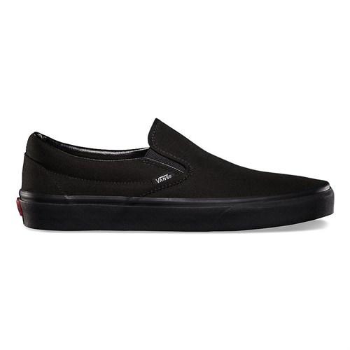 Обувь Vans slip on blk blk VEYEBKA - фото 5532