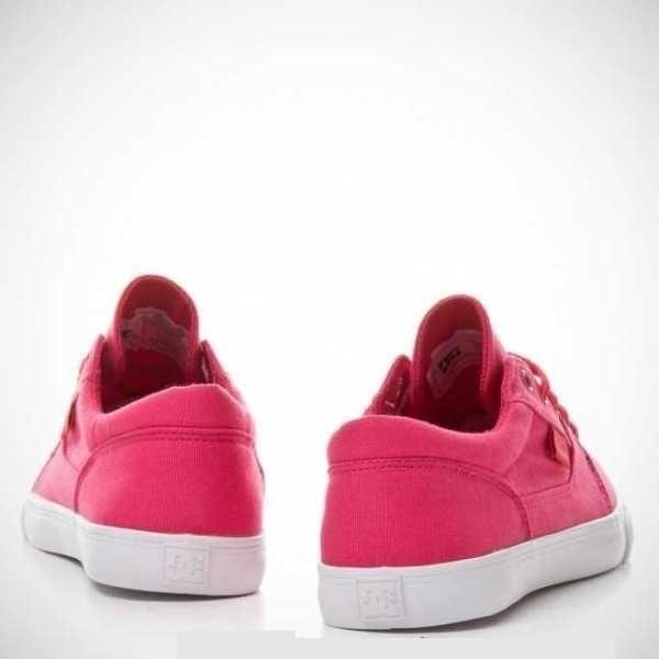 Обувь DC Tonik wtx pink - фото 5537