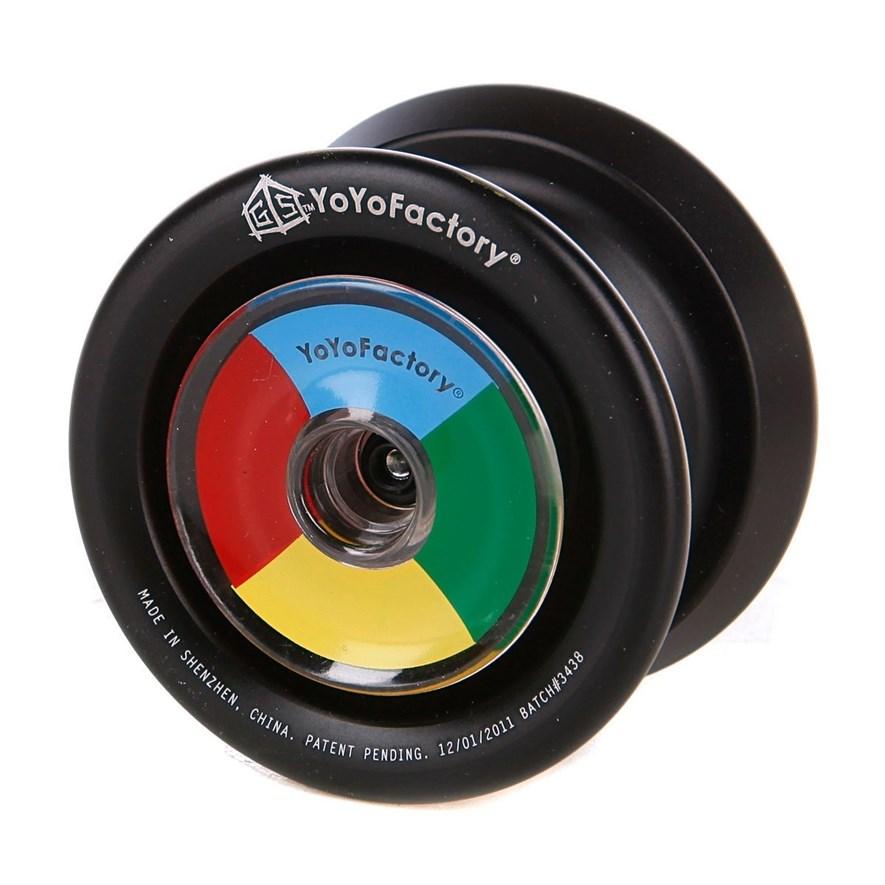 Йо-йо - YoYoFactory - G5 (Black) - фото 8166