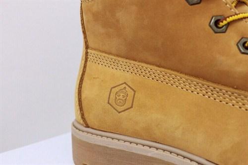 Ботинки Jack Porter TW2701-NW-W Нубук, желтый 50%шерсть - фото 8554