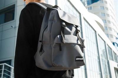 Рюкзак AIR PACK Valve серый (Размер: OS )
