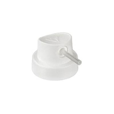 cap Needle Molotow 9003 с трубкой белой 0,4-1,2см