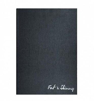 Скетчбук Fat&Skinny A3 книга