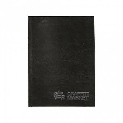 скетчбук GRAFFITIMARKET А4 в твердом переплете, книга, 160гр. 60листов