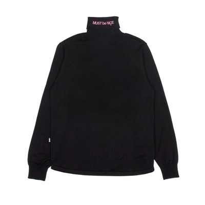 Водолазка MBN RIPNDIP Turtleneck black