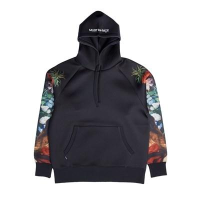 Толстовка RIPNDIP Bouquet Pullover Sweater black