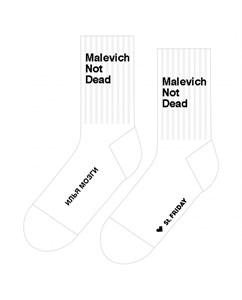 Носки St. Friday socks Malevich not dead  by ИЛЬЯ МОЗГИ арт 462-2 р. 38-41