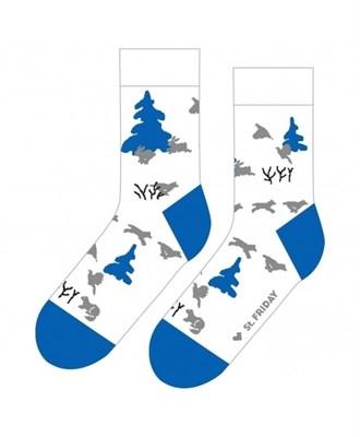 Носки St. Friday socks Зимняя охота арт. 497-2 р. 38-41