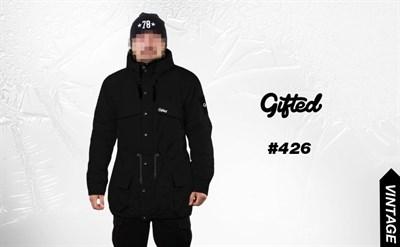 Куртка GIFTED 103 черная