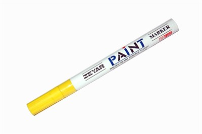 Zeyar Paint Маркер 2,5 мм желтый