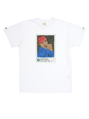 Футболка СПУТНИК1985. Kanye