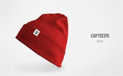"""Шапка """"GIFTED"""" knitfleece18/201"""