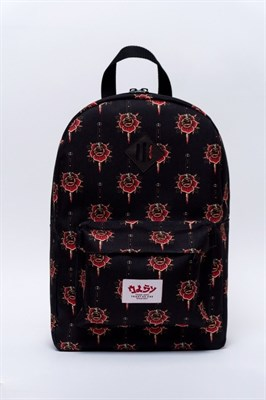 Oldy рюкзак rosa black