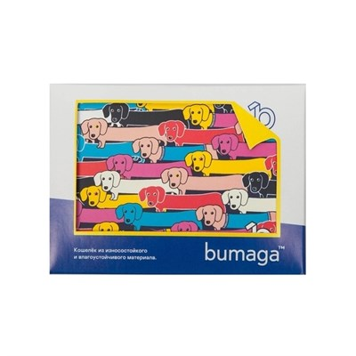 Bumaga Кошелек BOW WOW