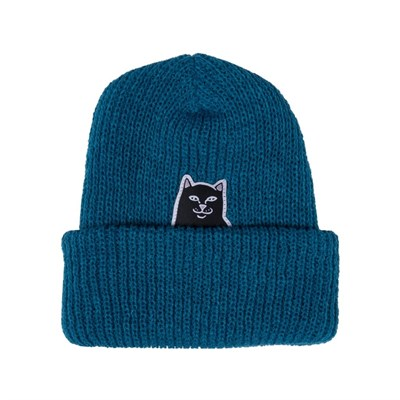 RIPNDIP Шапка Lord Jermal Rib Beanie Teal