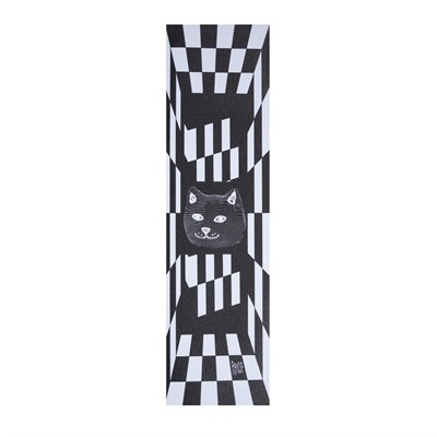 RIPNDIP гриптейп Illusion Griptape Black
