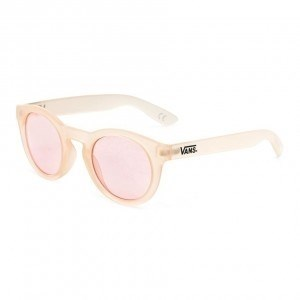 Vans Очки солнцезащитные VA31TARSI LOLLIGAGGER SUNGLASSES frosted translucent