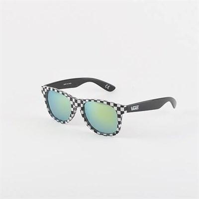 Vans Очки солнцезащитные V00LC0HU0 SPICOLI 4 SHADES black-white check