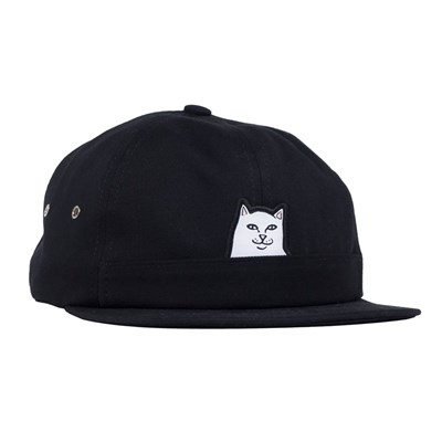 RIPNDIP Кепка Lord Nermal Pocket 6 Panel Black