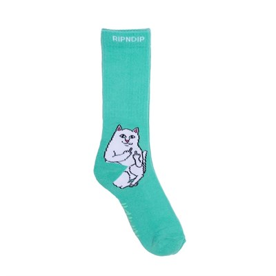 RIPNDIP Носки Lord Nermal Socks Mint