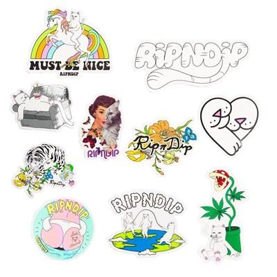 RIPNDIP Наклейки Spring 19 Sticker Pack