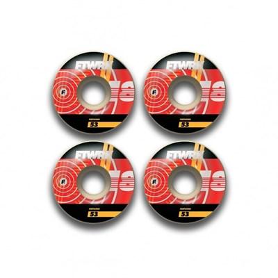 Комплект колес Footwork GROOVE (53 мм 101A Форма Classic )