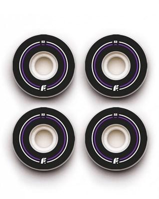 Комплект колес Footwork BASIC (54 мм 100A Форма Sidecut )