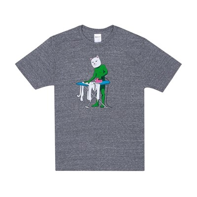 Футболка Ripndip Laundry Day Tee Ash Heather