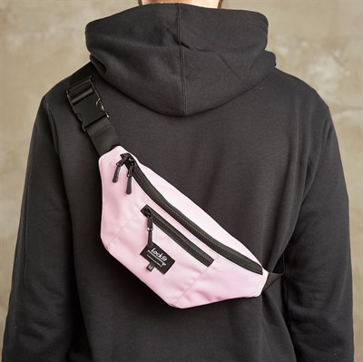 Сумка поясная Lockit M розовая 00152