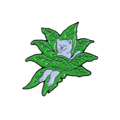 Значок Ripndip Tucked In Pin