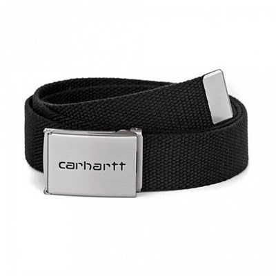 Carhartt Ремень Clip Belt Chrome (12 Minimum)