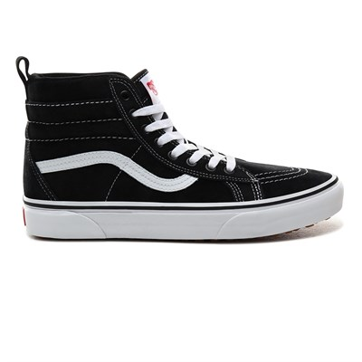Vans высокие кеды Sk8-Hi MTE VA4BV7DX6 BLACK/ TRUE WHITE