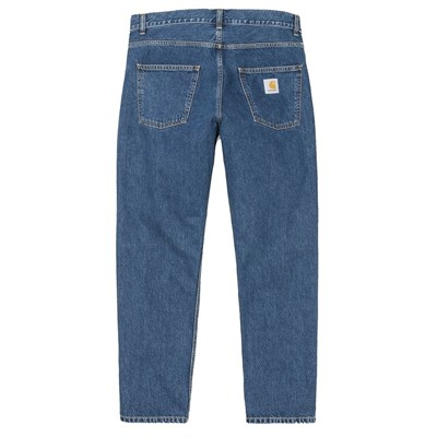 Carhartt Джинсы (Regular) Newel Pant BLUE (STONE WASHED)