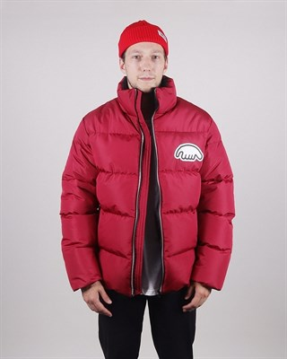 Куртка Anteater Downjacket-bordo